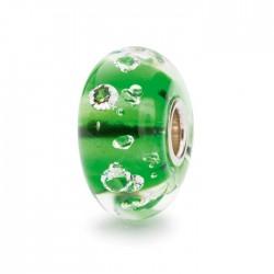 Diamanten Bead Smaragdgrün
