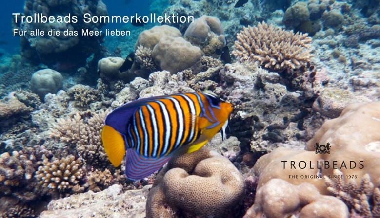 Trollbeads Sommerkollektion 2018